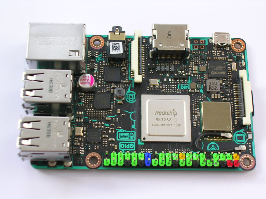 Asus Tinker Board Review: First Impressions - OSS Blog